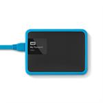 Western Digital WD Grip Pack 2TB/3TB Slate HDD enclosure Black,Blue