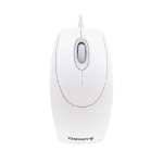 CHERRY WHEELMOUSE OPTICAL Corded Mouse, Pale Grey, PS2/USB