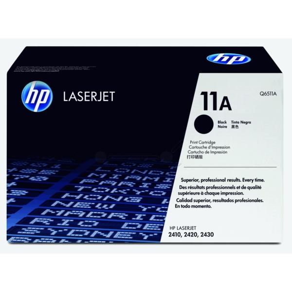 HP Q6511A (11A) Toner black, 6K pages