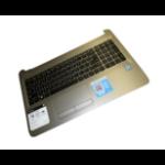 HP 855022-FL1 Housing base + keyboard notebook spare part