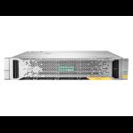 Hewlett Packard Enterprise StoreVirtual 3200 FC no SFP w/6 900GB SAS SFF HDD Bundle/TVlite 5400GB Rack (2U) disk array