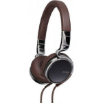 JVC HA-SR75S Brown Supraaural Head-band headphone