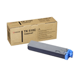 KYOCERA 1T02F3CEU0 (TK-510 C) Toner cyan, 8K pages @ 5% coverage