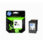 HP C6656AE (56) Printhead black, 520 pages, 19ml