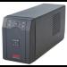 APC Smart-UPS sistema de alimentación ininterrumpida (UPS) Línea interactiva 420 VA 260 W 4 salidas AC