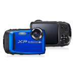"Fujifilm FinePix XP90 16.4MP 1/2.3"" CMOS 4608 x 3456pixels Black,Blue"