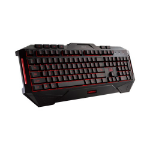 ASUS Cerberus USB QWERTY English Black keyboard