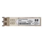 Hewlett Packard Enterprise X121 1G SFP LC SX Transceiver network media converter