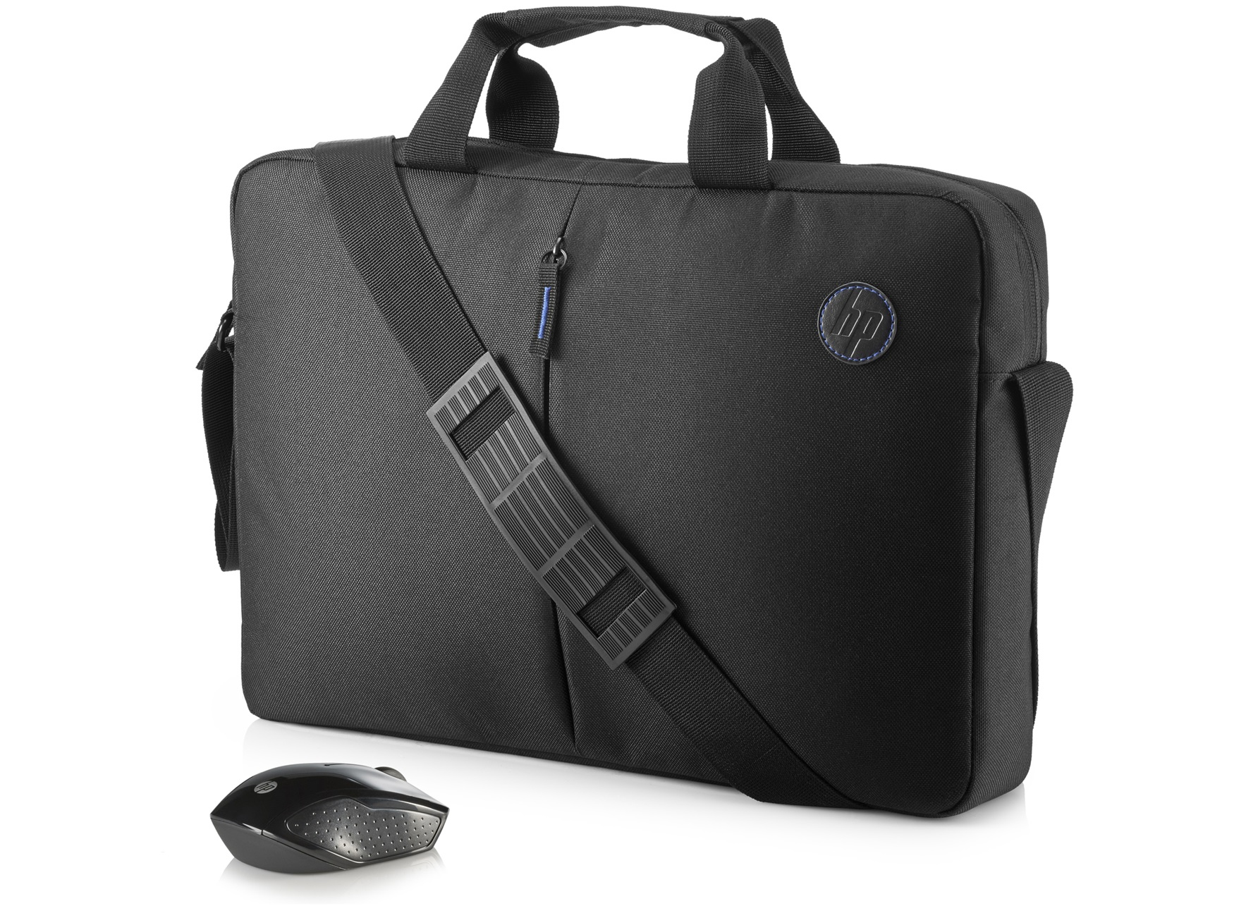 Hp Value Briefcase And Wireless Mouse Kit Laptop 14 Bw002ax