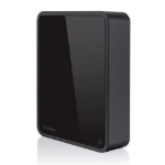 "Toshiba Canvio 3.5"" 2TB 2000GB Black external hard drive"