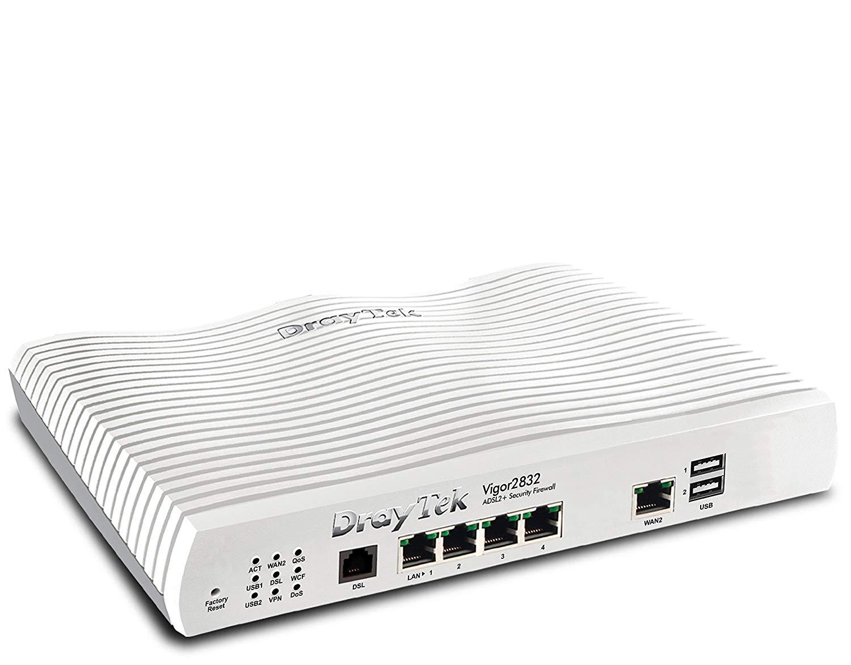 Vigor 2832 Series ADSL Router