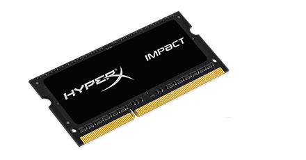 HyperX Impact 8 GB DDR3L 2133 MHz módulo de memoria