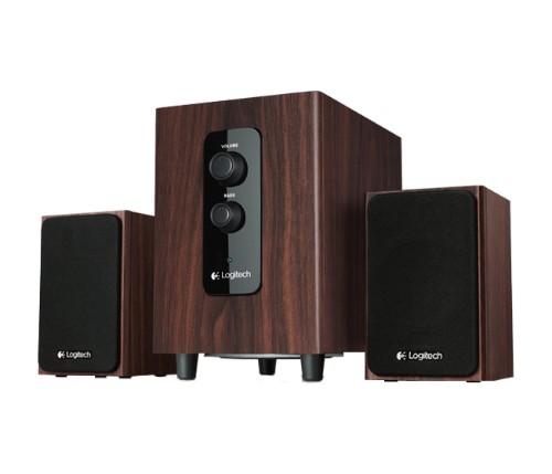Logitech Z240 speaker set 2.0 channels 20 W Wood