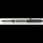 Pilot V-Ball 07 Black 1 pc(s)