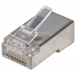 Intellinet 790574 wire connector RJ45 Silver
