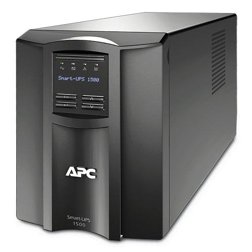 APC Smart-UPS Line-Interactive 1500VA Tower Black