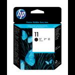 HP C4810A (11) Printhead black, 16.000 pg/bk 24.000 pg/c, 8ml