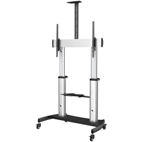 StarTech.com Mobile TV Stand - Heavy Duty TV Cart for 60-100