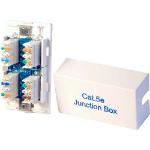 Cablenet 22 2129 network junction box Cat5e White