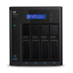 Western Digital My Cloud EX4100 Ethernet LAN Desktop Black NAS