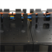Tripp Lite SmartRack Roof-Mounted Cable Trough Vertical Expansion Plates - Requires SRCABLETRAY