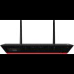 Netgear EX6200 WiFi Range Extender AC1200, Dual-Band - Desktop - 5 Gigabit Ethernet poorten