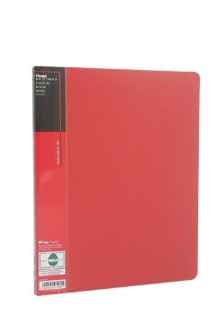 Pentel Display Book Wing personal organizer Red