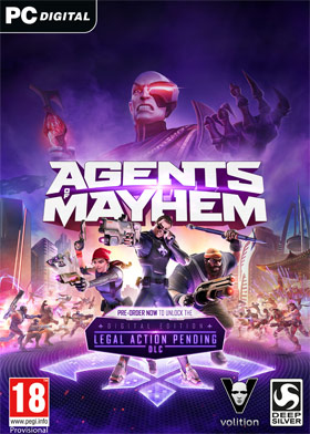 Nexway Agents of Mayhem vídeo juego Básico Linux/Mac/PC Español