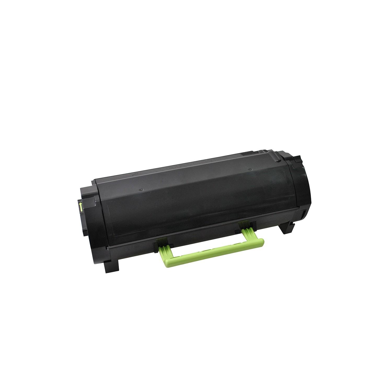 V7 Tóner para impresoras Lexmark seleccionadas - Sustitución del número de pieza del cartucho OEM24B6035