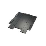 NetShelter SX 750mm Wide x 1070mm Deep Standard Roof Black