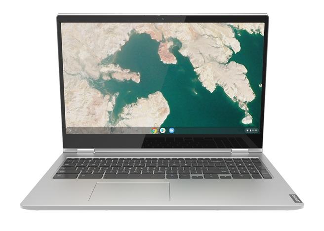 Lenovo C340-15 Chromebook Gray 39.6 cm (15.6