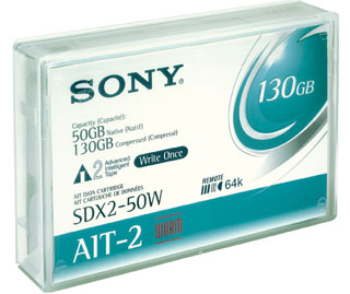 Sony DATA CARTRIDGE A.I.T2 8 mm