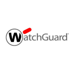 WatchGuard Firebox M200 1U 3200Mbit/s hardware firewall