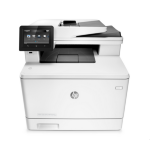 HP LaserJet Pro MFP M477fdw 600 x 600DPI Laser A4 27ppm Wi-Fi