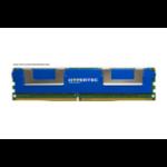 Hypertec A HP equivalent 8 GB Dual rank X8 ; registered ECC DDR4 SDRAM - DIMM 288-pin 2133 MHz ( PC4-17000 )