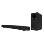 Creative Labs Sound BlasterX Katana soundbar speaker 2.1 channels 75 W Black Wired & Wireless