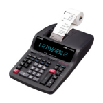 Casio DR-270TM Pocket Printing calculator Black calculator