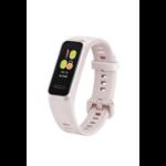 "Huawei Band 4 TFT Wristband activity tracker 2.44 cm (0.96"") Pink"