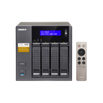 QNAP TS-453A NAS Tower Ethernet LAN Black