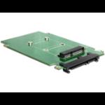 DeLOCK 62432 Internal mSATA interface cards/adapter