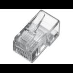 DIGITUS Modular Plug. for Flat Cable. 8P8C