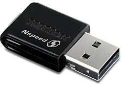 TRENDNET Mini Wireless N Speed USB Adapter
