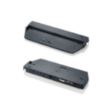 Fujitsu S26391-F1657-L110 notebook dock/port replicator Docking Black