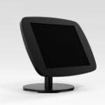Bouncepad Counter 60 | Microsoft Surface Pro 4/5/6/7 (2015 - 2019) | Black | Exposed Front Camera and Home Button |