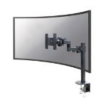 Neomounts by Newstar monitor desk mount for curved screens