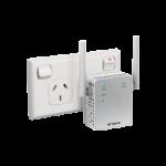 NETGEAR EX3700 -Essentials Edition- AC750  Universal WiFi Range Extender - Wall Plug Edition