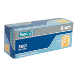 Rapid 11835600 Staples pack 5000staples staples
