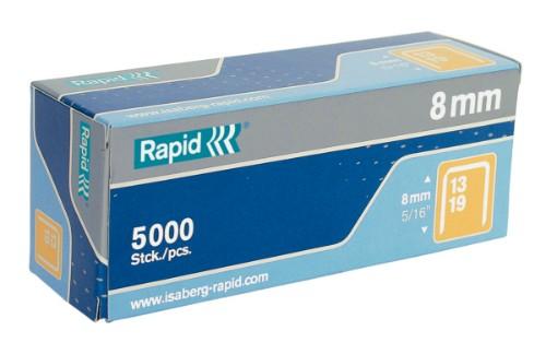 Rapid 11835600 staples Staples pack 5000 staples