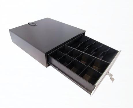 APG Cash Drawer ECD330-BLK cash drawer Electronic cash drawer