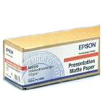 "Epson Presentation Matte Paper - 44"" x 82'"